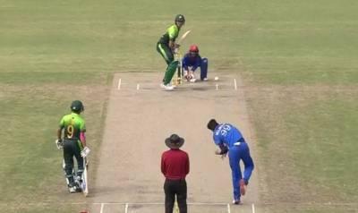 انڈر 19ورلڈ کپ ،پاکستان اور افغانستان تیسری پوزیشن کے لئے میدان میں اتریں گے