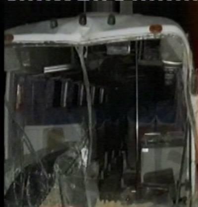 کوئٹہ میں کوچ اور کار کی ٹکر، 4 افراد جاں بحق، 10 زخمی