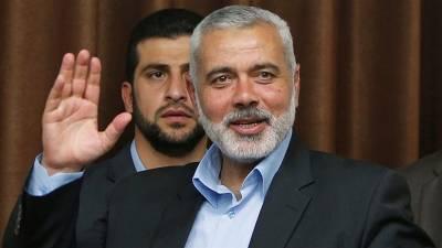 امریکہ نے حماس کے سربراہ اسماعیل ہانیہ کا نام عالمی دہشت گردوں کی فہرست میں شامل کر دیا،اثاثےمنجمند ، سفری پابندیاں عائد