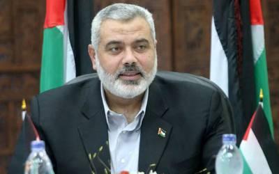امریکا نے حماس کے سربراہ کا نام عالمی دہشت گردوں کی فہرست میں شامل کر دیا
