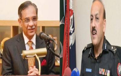 نقیب اللہ قتل از خود نوٹس کیس،چیف جسٹس اور آئی جی سندھ میں دلچسپ مکالمہ ، اے ڈی خواجہ کا واٹس ایپ ٹریس نہ کرسکنے کا اعتراف