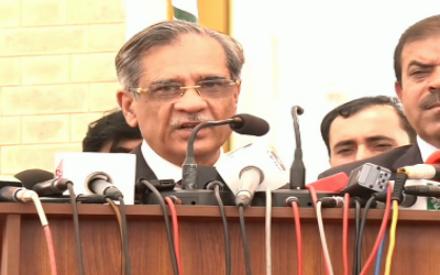 سپریم کورٹ کو آئی جی سندھ کی تقرری پر بہت زیادہ تنقید کا سامنا کرنا پڑا : چیف جسٹس