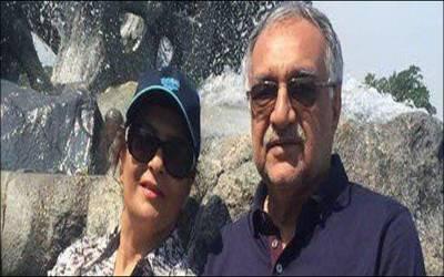 تفتیش سے لگتا ہے بجارانی نے اہلیہ کو مار کر خودکشی کی، ڈی آئی جی ساﺅتھ آزاد خان
