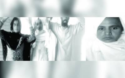 مخدوم رشید: شوہر کی پہلی بیوی کو کراچی میں فروخت کرنے کی کوشش