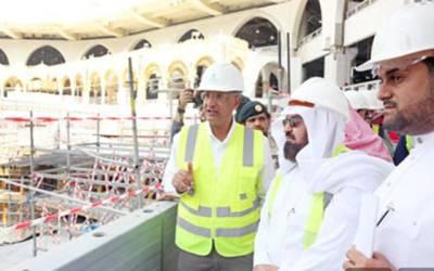 زم زم کنوئیں کا توسیعی منصوبہ وقت مقررہ پر مکمل ہو گا: شیح عبدالرحمان السدیس