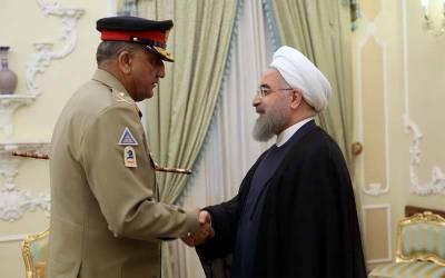آرمی چیف کے دورے کے بعد ایران نے پاکستان کیلئے بڑا کام کر دیا ،بھارت منہ دیکھتا رہ گیا