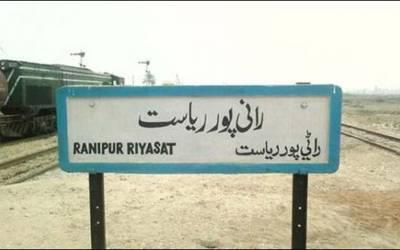 رانی پور میں خطرناک ڈاکو کی قبر پر منتیں مانگی جانے لگیں