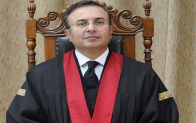 جسٹس منصور علی شاہ نے بطور جج سپریم کورٹ حلف اٹھا لیا