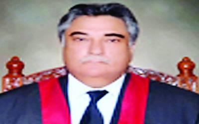 جسٹس یاور علی نے چیف جسٹس لاہور ہائیکورٹ کے عہدے کا حلف اٹھا لیا