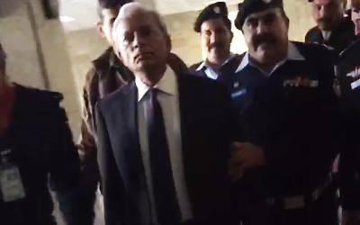 نہال ہاشمی کی سزا کے خلاف انٹراکورٹ اپیل اعتراضات لگا کر واپس