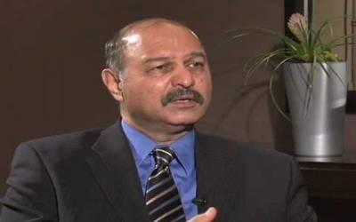 مشاہد حسین سید سینٹ کی نشست سے مستعفی ہو گئے