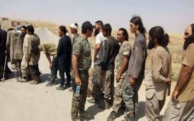 عراقی کردستان کا4 ہزار غیرملکی داعشیوں کو حراست میں لینے کا دعویٰ