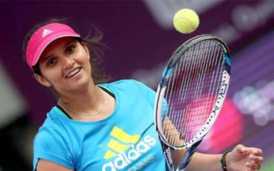 بھارتی سٹار ثانیہ مرزا کی ٹینس کورٹ سے جدائی طویل ہوگئی