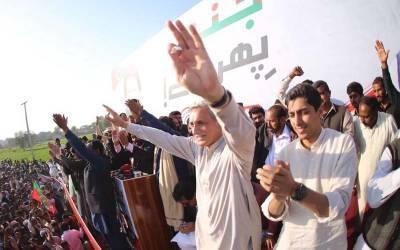 نواز شریف کو رواں ماہ کے آ خر تک سزا ہو جائےگی:جہانگیر ترین