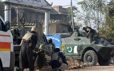 پشاور زرعی ڈائریکٹوریٹ حملہ ، دہشتگردوں کا سہولت کار گرفتار
