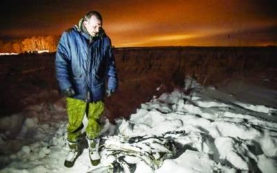 روسی مسافر طیارہ تباہ،6 رکنی عملے سمیت71 ہلاک