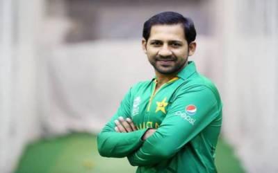 کراچی میں کرکٹ کی بحالی خوش آئند ہے:سرفراز احمد