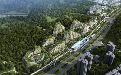 چین نے تاریخی شہر بسانے کا اعلان کردیا، اس میں کیا چیز لگائی جائے گی؟ دیکھ کر عمران خان کے بھی منہ میں پانی آجائے گا کیونکہ۔۔۔