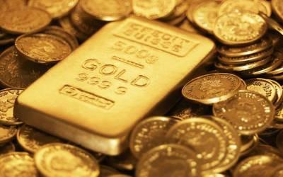عالمی مارکیٹ میں سونا مہنگا، فی تولہ سونا 55 ہزار 900 روپے ہوگیا