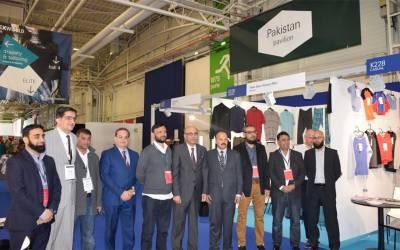 27 پاکستانی کمپنیوں کی اپنی مصنوعات کے فروغ کیلئے ٹیکسورلڈ فرانس2018 میں بھرپورشرکت