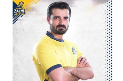 پشاور زلمی نے ایسے اداکار کو اپنا برانڈ ایمبیسڈر بنا لیا کہ دیکھ کر تمام لڑکیاں پشاور زلمی کو سپورٹ کرنا شروع کر دیں گی