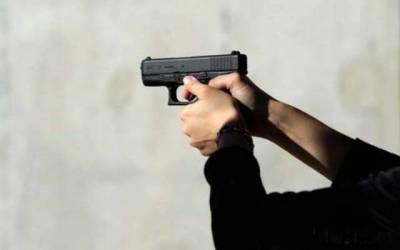 شہر قائد میں نامعلوم افراد کی فائرنگ، پولیس اہلکار زخمی