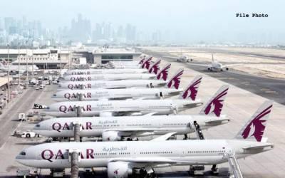 قطر ائیر ویز کو مالی نقصانات، ذمے دار عرب ممالک کا بائیکاٹ قرار