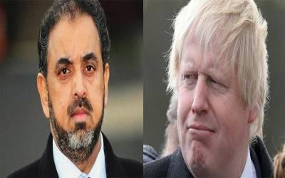 برطانیہ کا پاکستان کو گرے لسٹ میں ڈالنے پر امریکہ کا ساتھ دینے کا فیصلہ ، لارڈ نذیر احمد نے بورس جانسن کو خط لکھ دیا