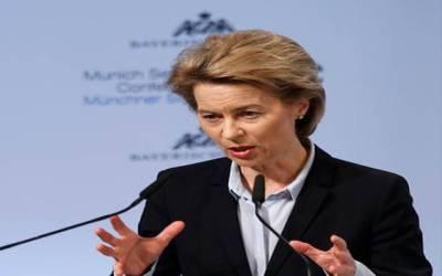 یو رپ اپنے بل بوتے پر سیکیورٹی خطرات سے نمٹنے کا اہل بنے :جرمنی