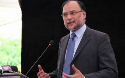 سعودی عرب بھیجے دستے جنگ کا حصہ نہیں بنیں گے : احسن اقبال