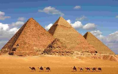قاہرہ میں قدیمی مصری بادشاہ کے بیٹے کی ممی کو نمائش کیلئے رکھ دیا گیا