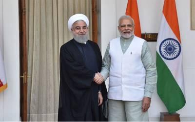 """"""" ہم اس بات کی حمایت کرتے ہیں کہ بھارت کو۔ ۔ ۔"""" ایرانی صدر نے بھارت کیلئے تاریخ کا سب سے بڑا اعلان کردیا"""
