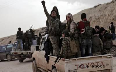 ترکی نے شامی گاؤں پر حملے کے دوران گیس کا استعمال کیا:نگران گروپ