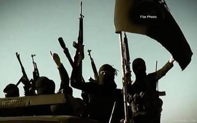 امریکی ریاست اوٹا کے ہائی سکول میں امریکی پرچم کی جگہ داعش کا جھنڈا لہرا دیا گیا