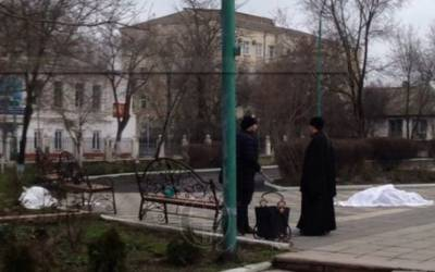 روس میں چرچ کے باہر فائرنگ،4افراد ہلاک متعدد زخمی