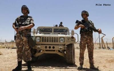 اردن میں پائپ لائن کے ذریعے اسلحہ ، منشیات اور جنگجو سمگل کرنے کی سازش ناکام
