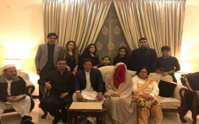 عمران خان کی تیسری شادی کی تصاویر منظر عام پر آگئیں ،تحریک انصاف نے تصدیق کردی