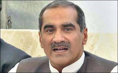 بے بنیاد الزامات،سعد رفیق نے فواد چودھری کو 5 ارب روپے ہرجانے کا نوٹس بھجوا دیا