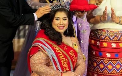 تھائی لینڈ میں موٹی خواتین کا مقابلہ حسن ڈھائی من وزنی حسینہ کے نام