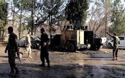 کابل:افغان صوبے پکتیکا میں دھماکے میں پولیس اہلکار سمیت 3 افراد ہلاک،6 زخمی
