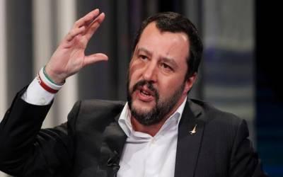 تارکین وطن کا بلوا قبول نہیں: اطالوی قوم پرست رہنماء