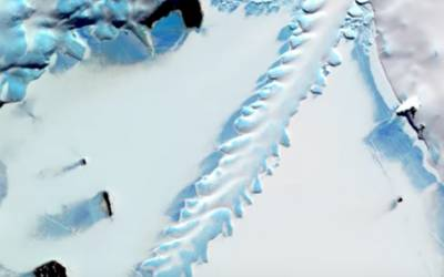 برف کے درمیان یہ نشان کس چیز کے ہیں؟ سائنسدان پہاڑوں میں ان کا پیچھا کرتے رہے تو بالآخر کس جگہ پہنچ گئے؟ دیکھ کر آپ کے بھی ہوش اُڑجائیں گے