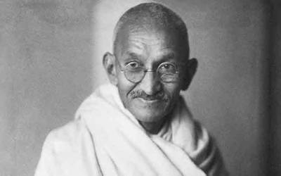 گاندھی کا نایاب خط 50 ہزار ڈالرز میں فروخت کے لئے پیش