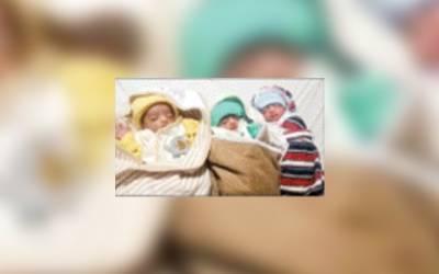 پتوکی: خاتون کے ہاں تین بیٹوں کی پیدائش، والدین خوشی سے نہال