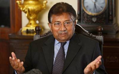 پرویز مشرف کو تحریک انصاف (انصاف گروپ) کی سربراہی کی پیشکش