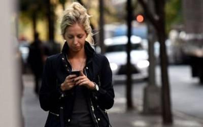 کیلیفورنیا میں سڑک پار کرتے ہوئے موبائل فون کے استعمال پر پابندی عائد