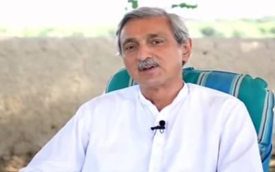جہانگیر ترین کا انوارالحق کاکڑسے ٹیلی فونک رابطہ، بلوچستان سے منتخب سینیٹرز کومبارکباد دی