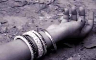 علی پور میں نوبیاہتادلہن غیرت کے نام پر قتل، خود کشی کا ڈرامہ، بغیر غسل تدفین
