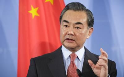 چین علاقائی و بین الاقوامی معاملات میں پر امن اور تخلیقی نقطہ نظرسے بہتر خدمات سر انجام دے سکتا ہے: چینی وزیر خارجہ