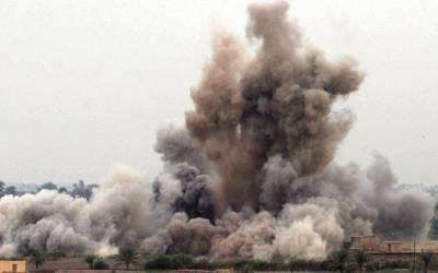 افغانستان فضائی کارروائی کے دوران ملا فضل اللہ کے بیٹے سمیت 20 دہشتگردوں کی ہلاکت کی اطلاعات